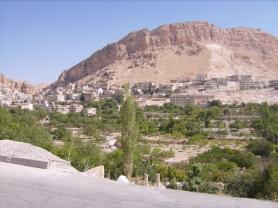village near Damascus