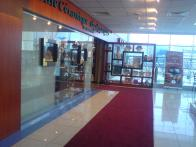 shops at upscale mall
