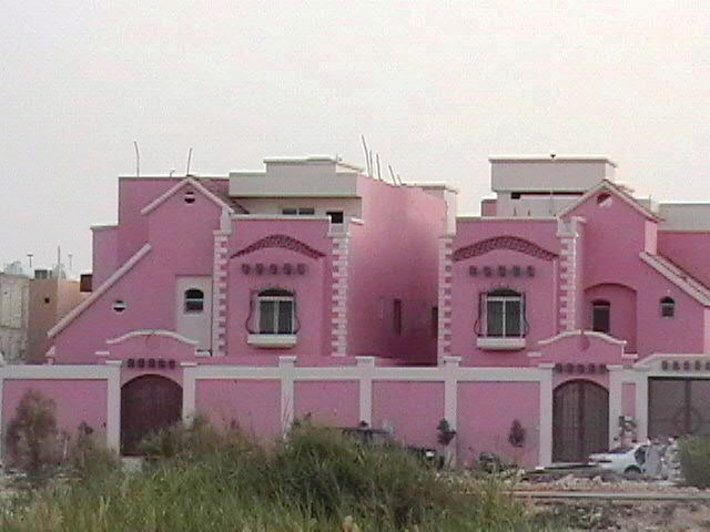 2-pink Saudi house