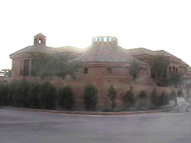 7-0-Typical Big house in Saudi