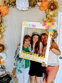 Fattima, mother in law and Grama in law!